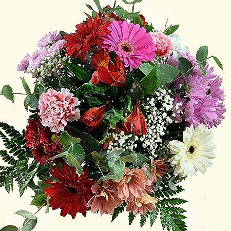 Ramo de flores frescas variadas de la mejor calidad.,Entregamos de lunes a sábado. Sólo días laboral