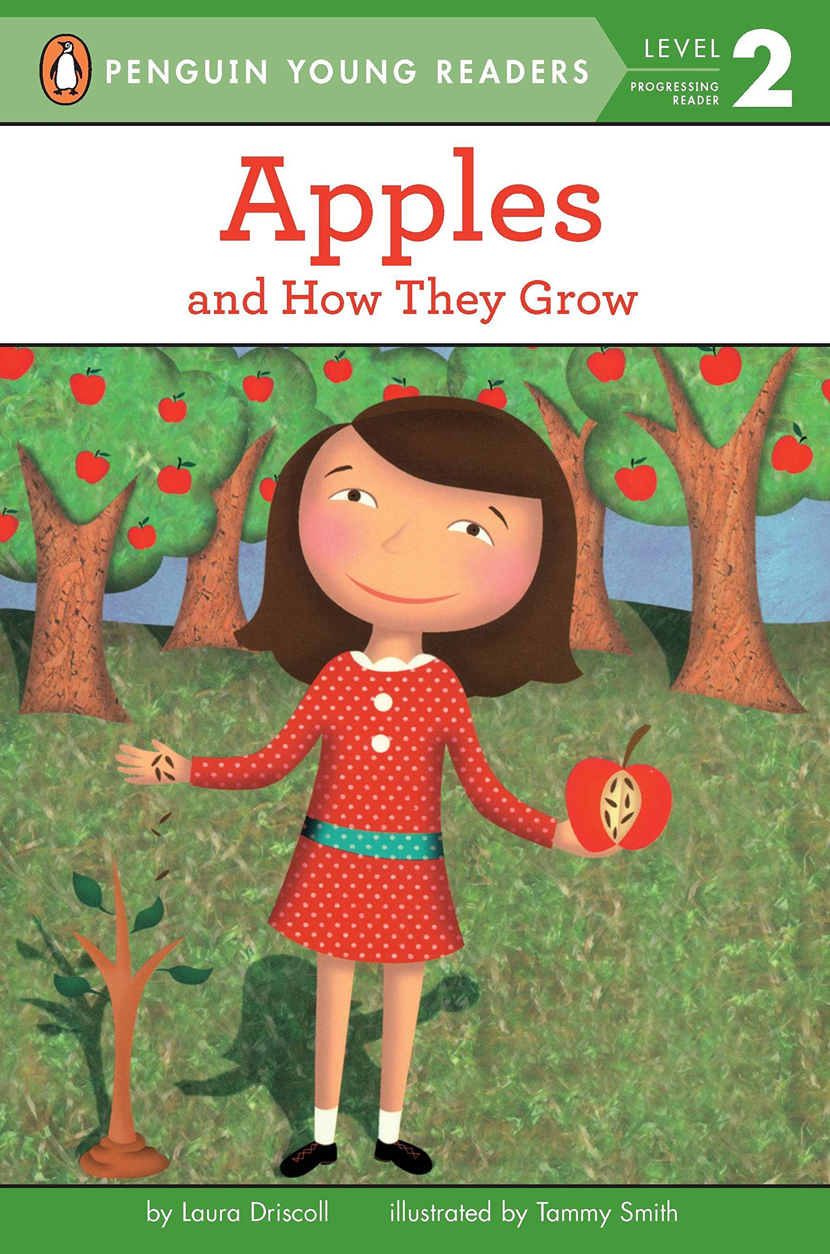 Download Apples: And How They Grow (Penguin Young Readers, Level 2) PDF