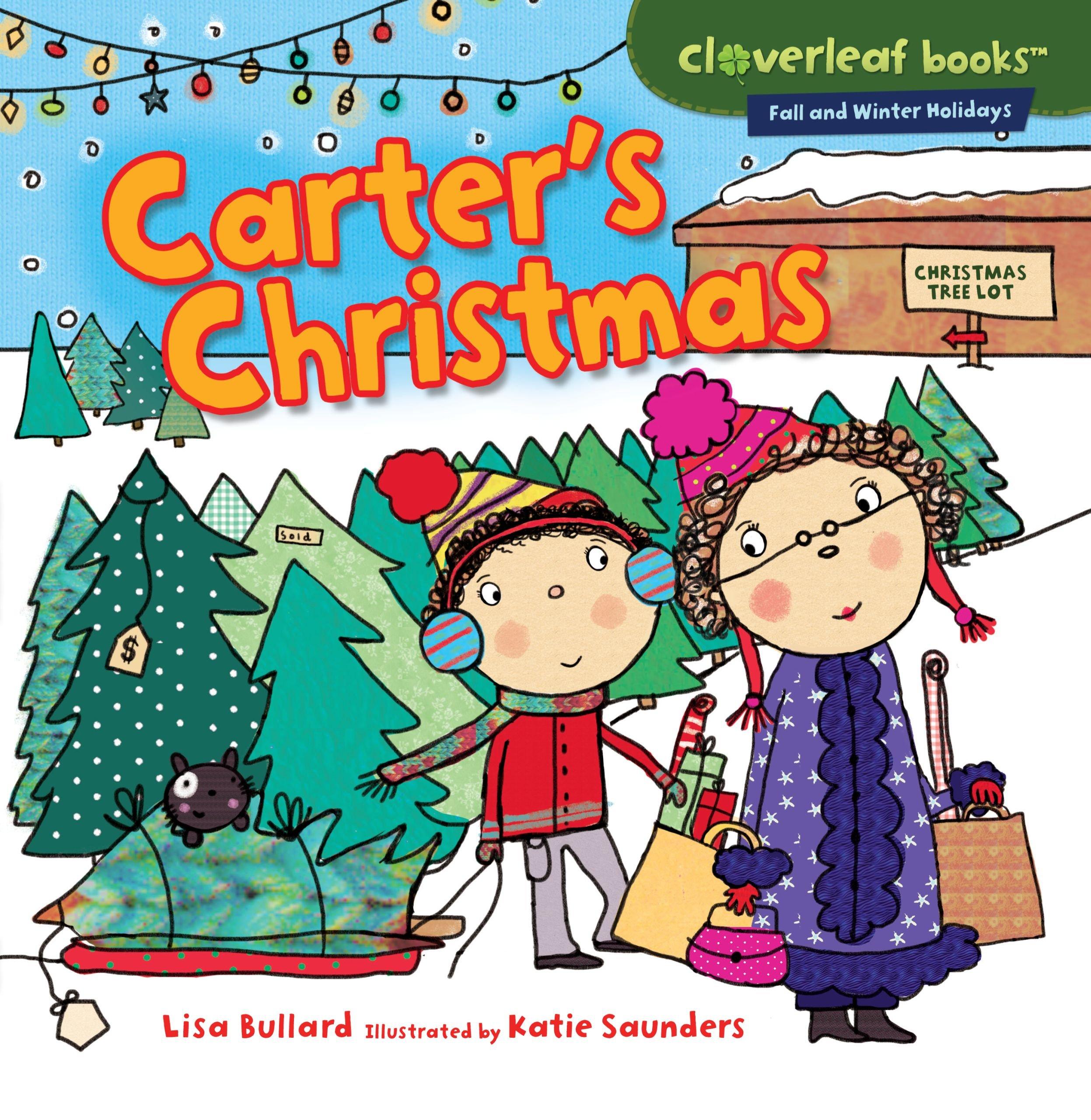 Download Carter's Christmas (Cloverleaf Books: Fall and Winter Holidays) pdf epub