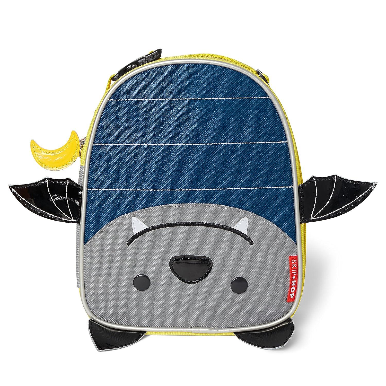 Amazon.com: Skip Hop Zoo Kids Insulated Lunch Box, Snazzy Shark, 9