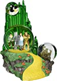 Westland Giftware The Wizard of Oz 3-Globe Musical Water Globe Collectible