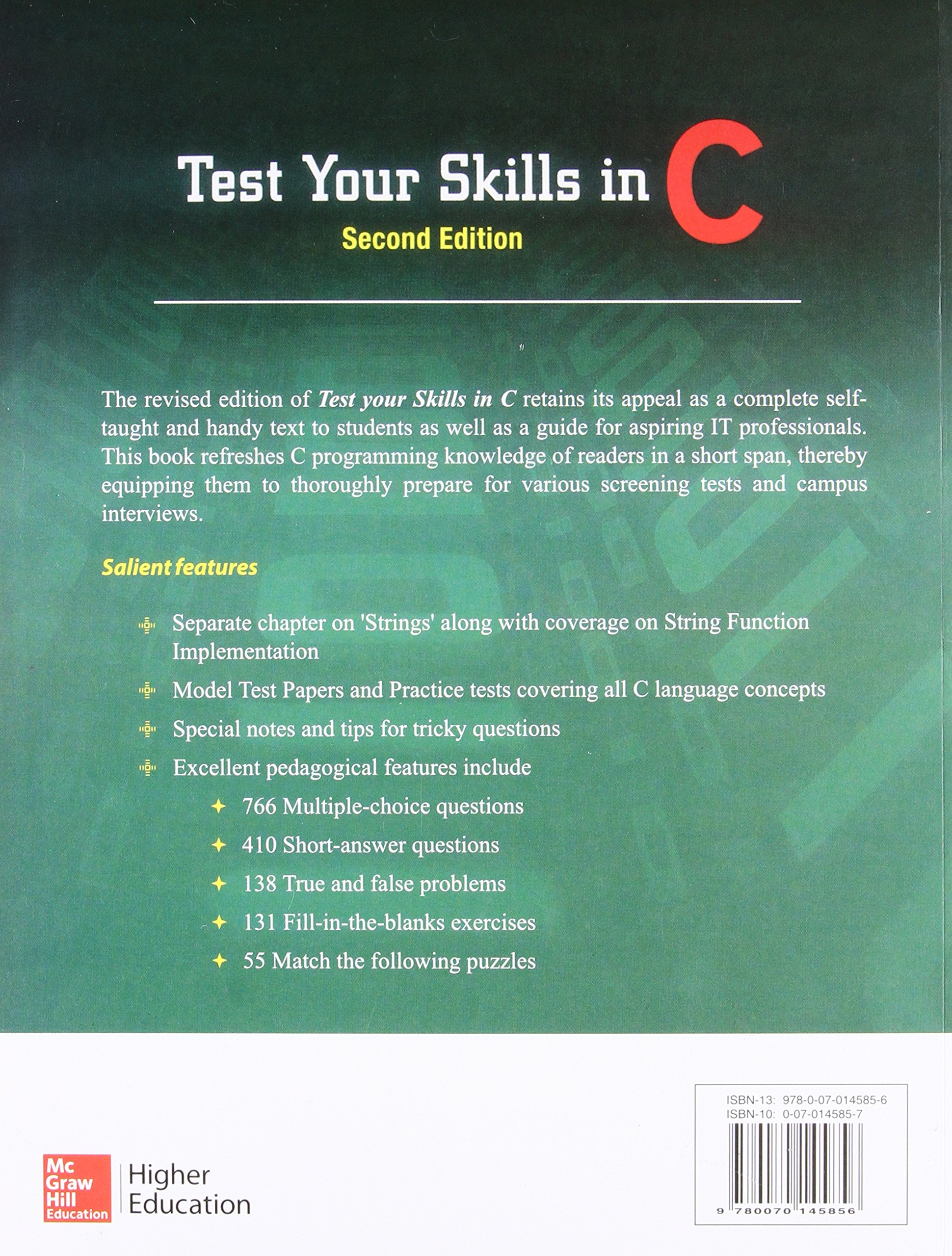 Yashwant Kanetkar Test Your C Skills Pdf