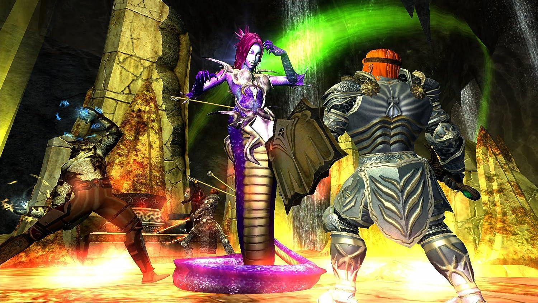 Amazon com: Everquest II: Sentinel's Fate - PC: Video Games