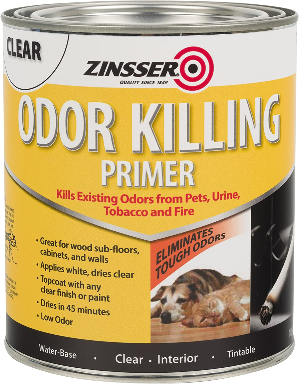 Zinsser Series 307648 QT Odor Killing Primer