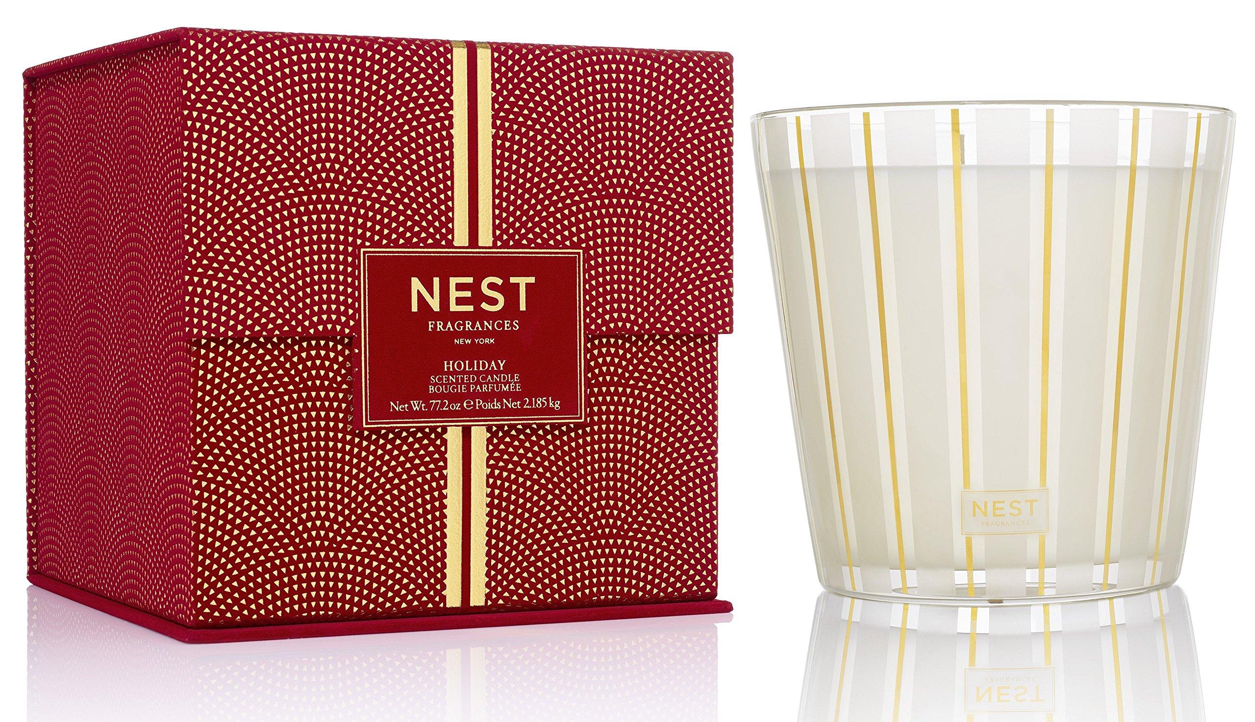 NEST Fragrances NEST23-HL Grand Candle, 77-Ounce, Holiday by NEST Fragrances