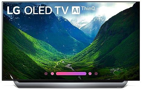 Amazon com: LG Electronics OLED55C8P 55-Inch 4K Ultra HD Smart OLED