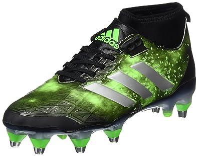 best website c6c68 994a6 adidas Kakari Force SG, Chaussures de Rugby Homme, Noir NegbasPlametVersol
