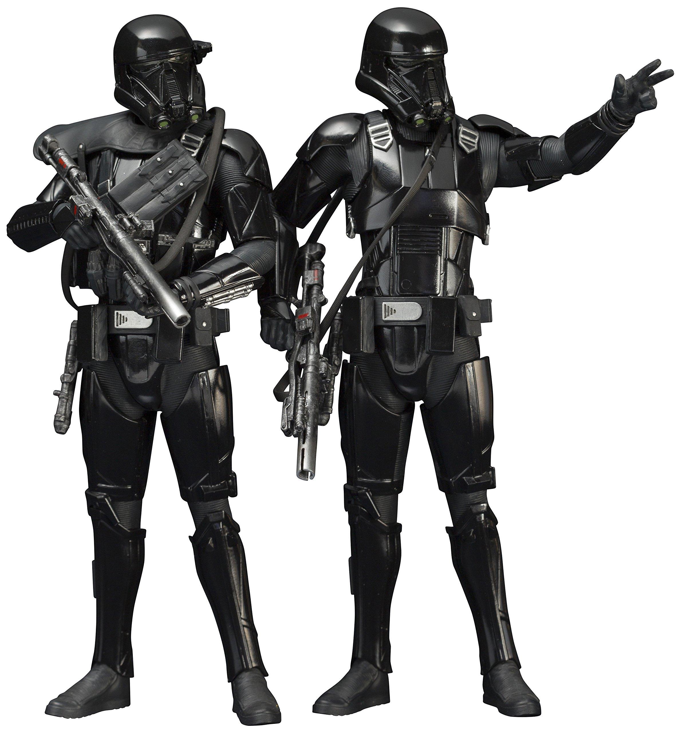 Kotobukiya Star Wars: Rogue One: Death Trooper ArtFX+ Two-Pack