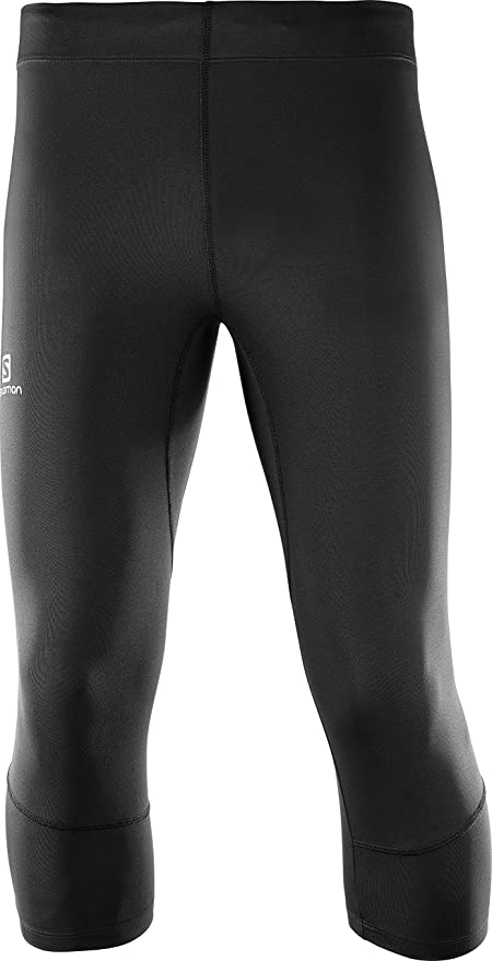 SALOMON L40117400 Pantalons de Compression Homme