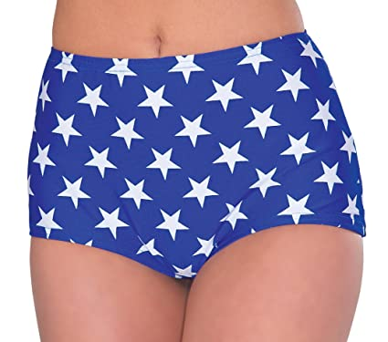 Amazon.com: Rubie's Women's Dc Comics Wonder Woman Boy Shorts ...