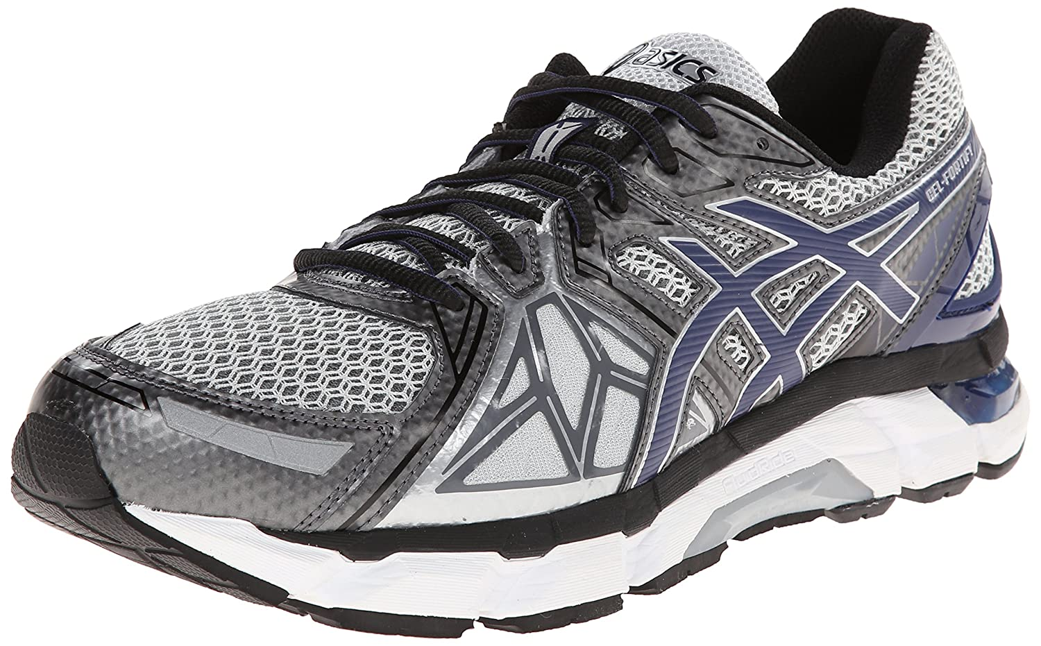 Asics Gel-Fortify 4E Mens Extra Wide Running Shoe  Amazon.co.uk  Shoes    Bags c14ae8f32688