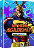 My Hero Academia: Season Two, Part One (Limited Edition Blu-ray/DVD Combo)