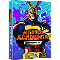 My Hero Academia - Season Two Part One - Limited Edition [Blu-ray + DVD + Digital]