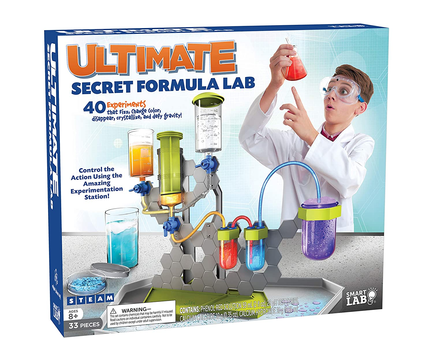 Top 13 Best Chemistry Set for Kids Reviews in 2020 5
