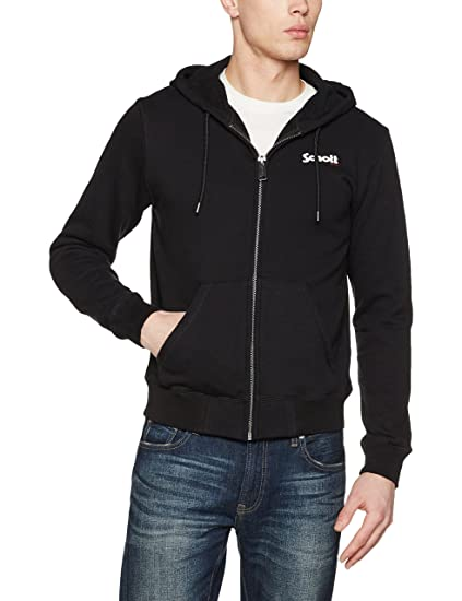 Sale Cheap Price Discount Codes Really Cheap Mens Swhood Hoodie Schott NYC Ebay Cheap Price a2DJec