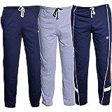 VIMAL JONNEY Men's Cotton Trackpants (Pack of 3)-D1ND1MD7N-P