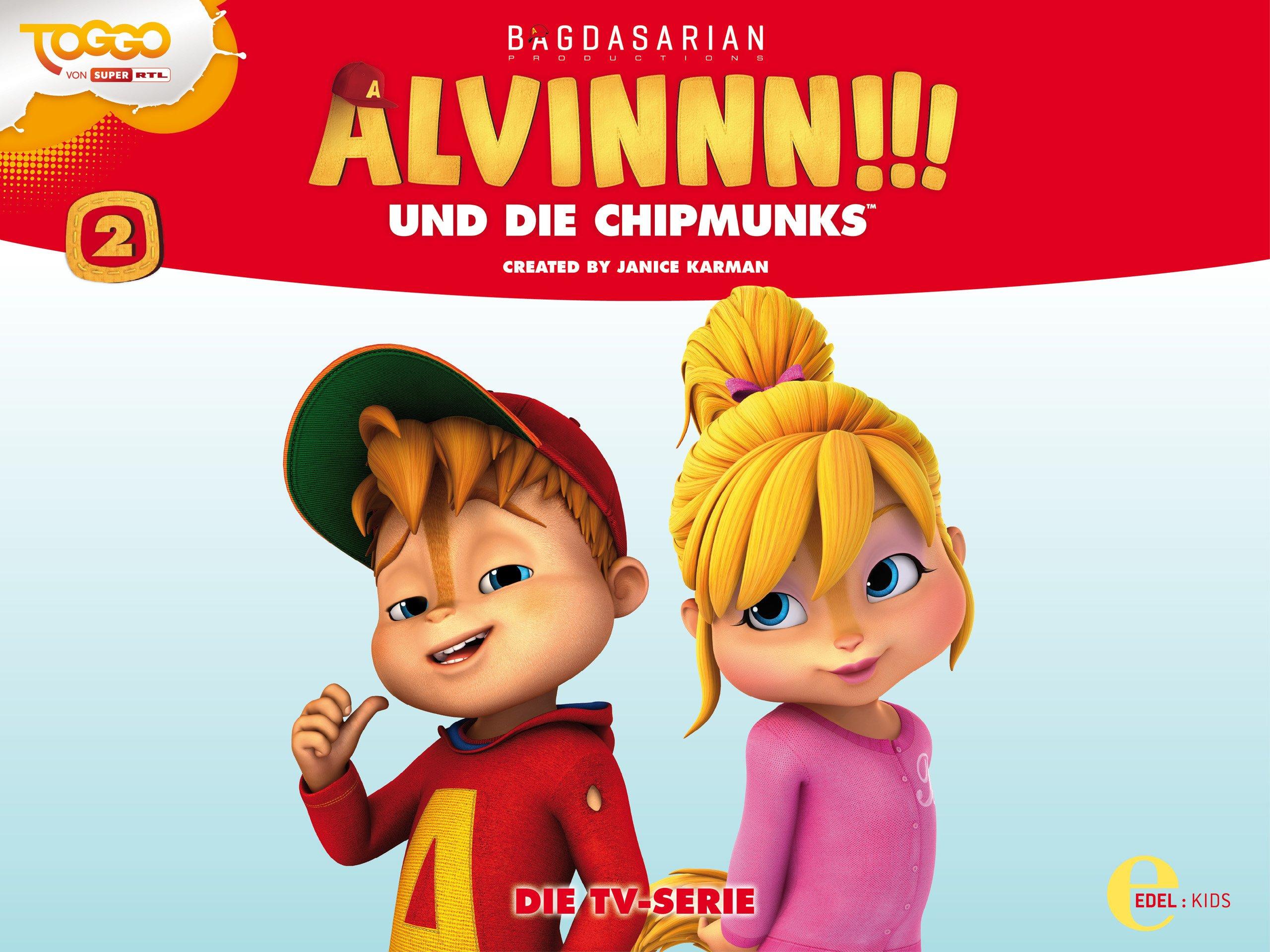 Amazonde Alvinnn Und Die Chipmunks Staffel 2 Ansehen Prime Video