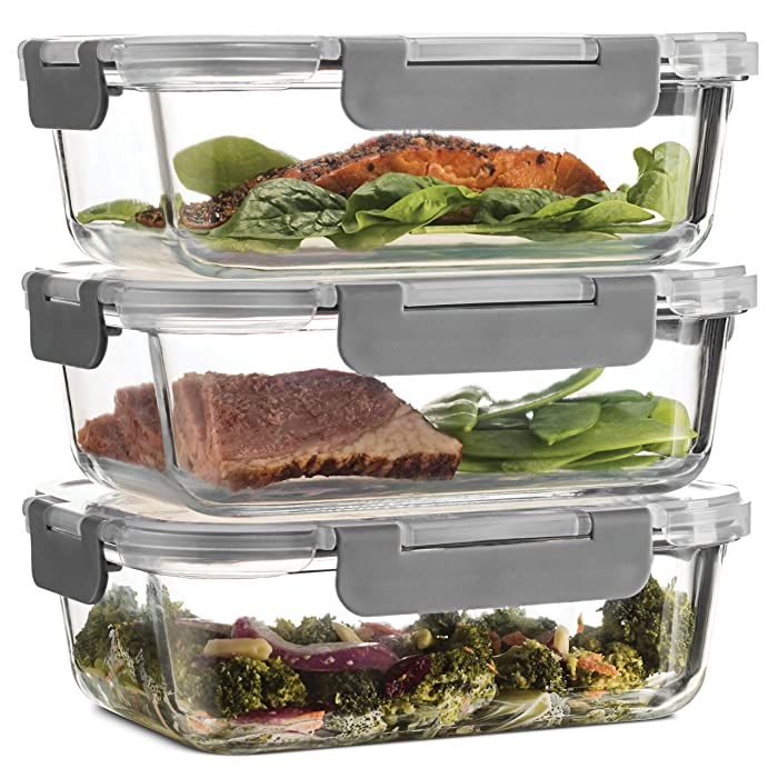 The Best Glass Food Storage One Quart