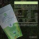 Neurogan Wheatgrass Powder Organic (1lb) - Rich