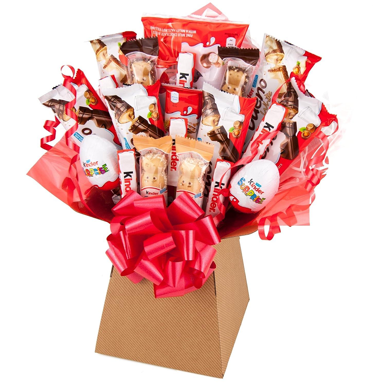 The Chocoholic Chocolate Hamper Box 18 21 30 40 50 Birthday Christmas Thank You