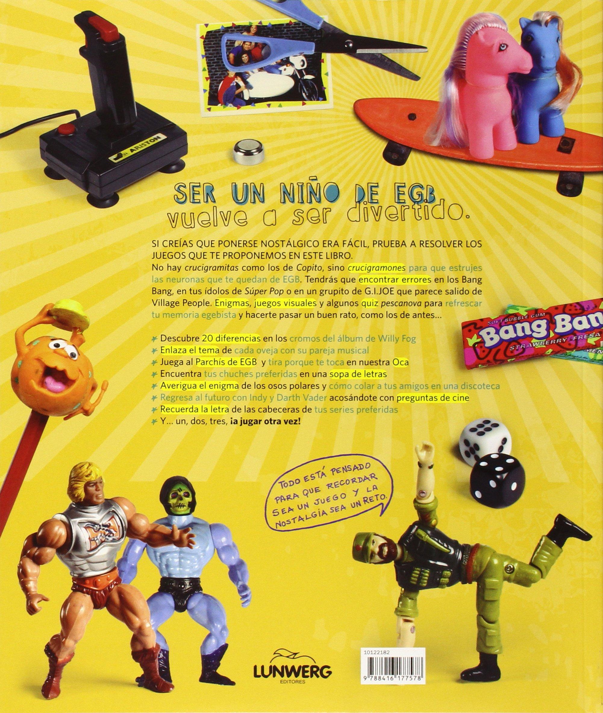 Cuaderno para los niños de EGB (Vintage y nostalgia): Amazon.es: Gassió, Xavier, Gassió, Anna: Libros