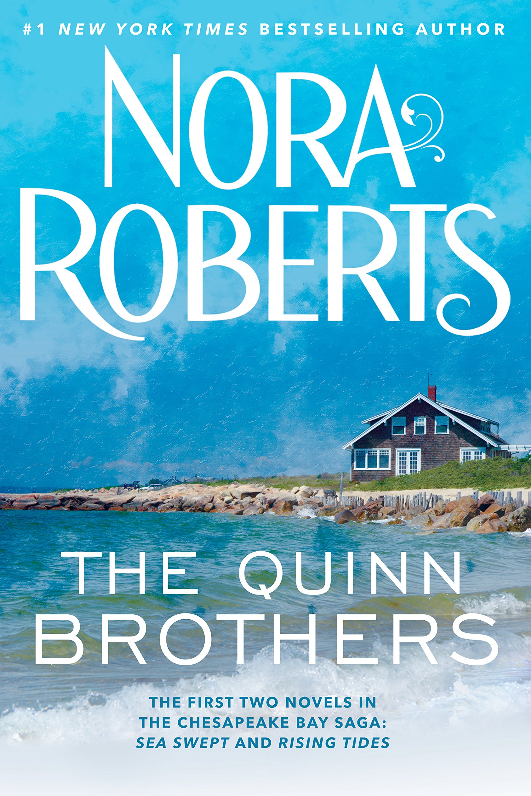 Read Online The Quinn Brothers (Chesapeake Bay Saga) ebook