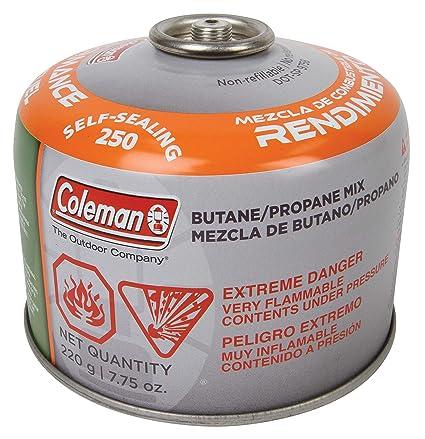 Coleman Butane / Propane Mix Fuel (Mix Fuel 7 75 oz ) - 7 75 oz