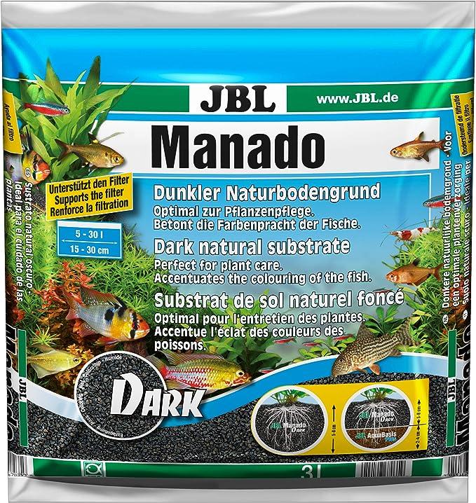 Novopet Manado Dark 3L, 1 unidad