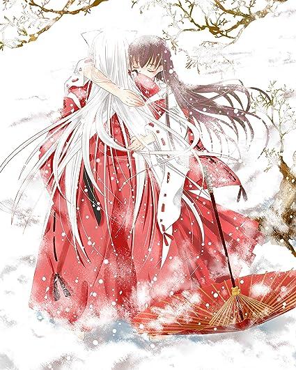 Amazon Com Inuyasha Poster Anime Japanese Wall Art Decor 16x20