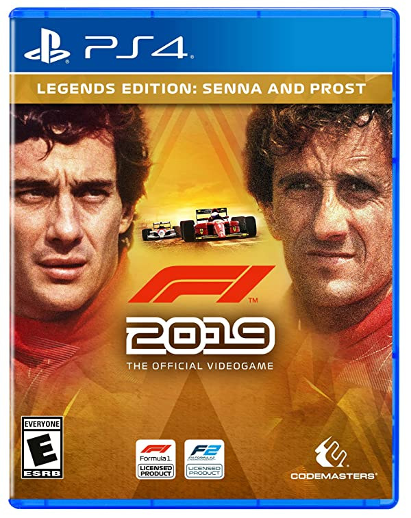 F1 2019 - Legends Edition - PS4 - PlayStation 4