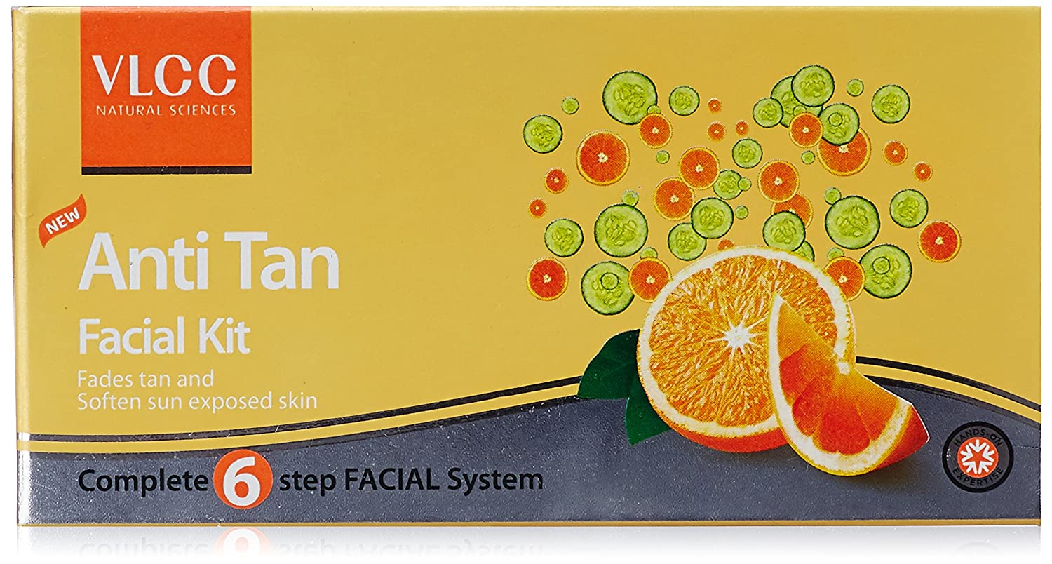 VLCC Anti Tan Facial Kit