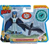 Wild Kratts Toys - 2 Pack Creature Power Action Figure Set - Peregrine Falcon Power