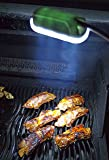 Oasity All-Purpose BBQ Light - 12-LED Light Barbeque Grill Light - Premium Sturdy Aluminum Construction - Doubles as a work light - 3 'AAA' alkaline batteries included - 12 month warranty