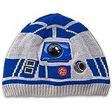 a2f8604a1cc Amazon.com  Disney Star Wars Little Boys R2D2 Winter Hat   Mitten ...
