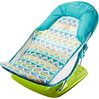 Summer Deluxe Baby Bather, Triangle Stripe, 1 Count