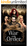 War and Order (The Vampires of Shadow Hills Book 8)