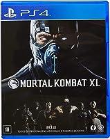 Mortal Kombat XL - 2016 - PlayStation 4