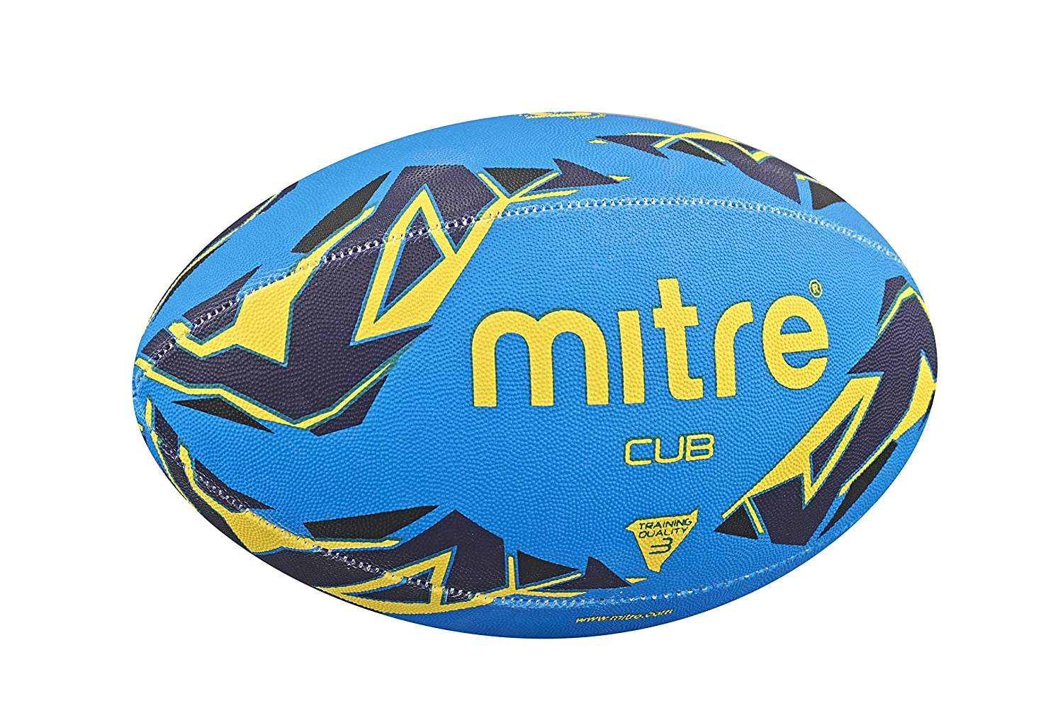 Mitre Cub Training Rugby Ball Size 3 BB1154