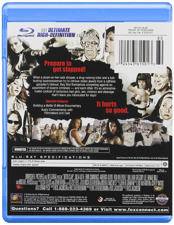 Bitch Slap Edizione: Stati Uniti Reino Unido Blu-ray: Amazon ...