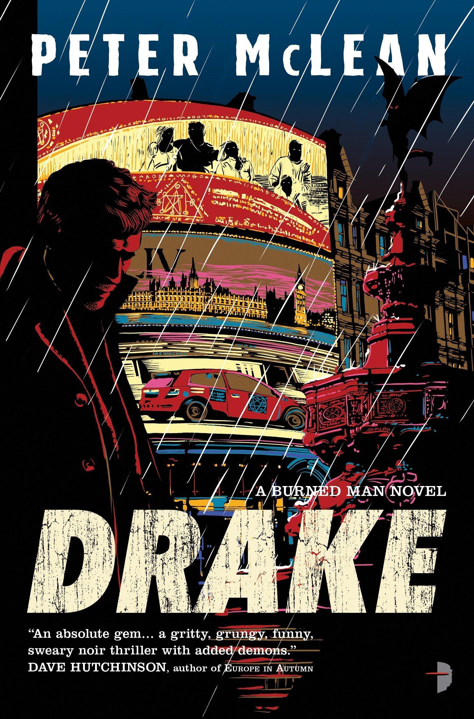 Download Drake (The Burned Man) PDF