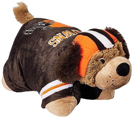 Amazon.com   NFL Cleveland Browns Pillow Pet   Childrens Plush Toy ... 9fd9c7763