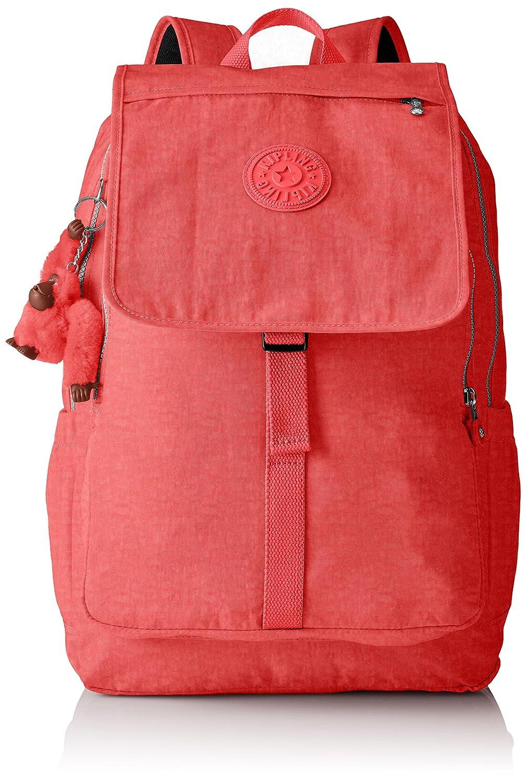 Kipling Haruko LargeバックパックPoppy Red   B015O3R8UC