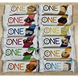 Oh Yeah! One Bar Super Variety 12 Count ALL FLAVORS by OhYeah!