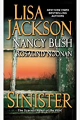 Sinister (The Wyoming Series Book 1) Kindle Edition