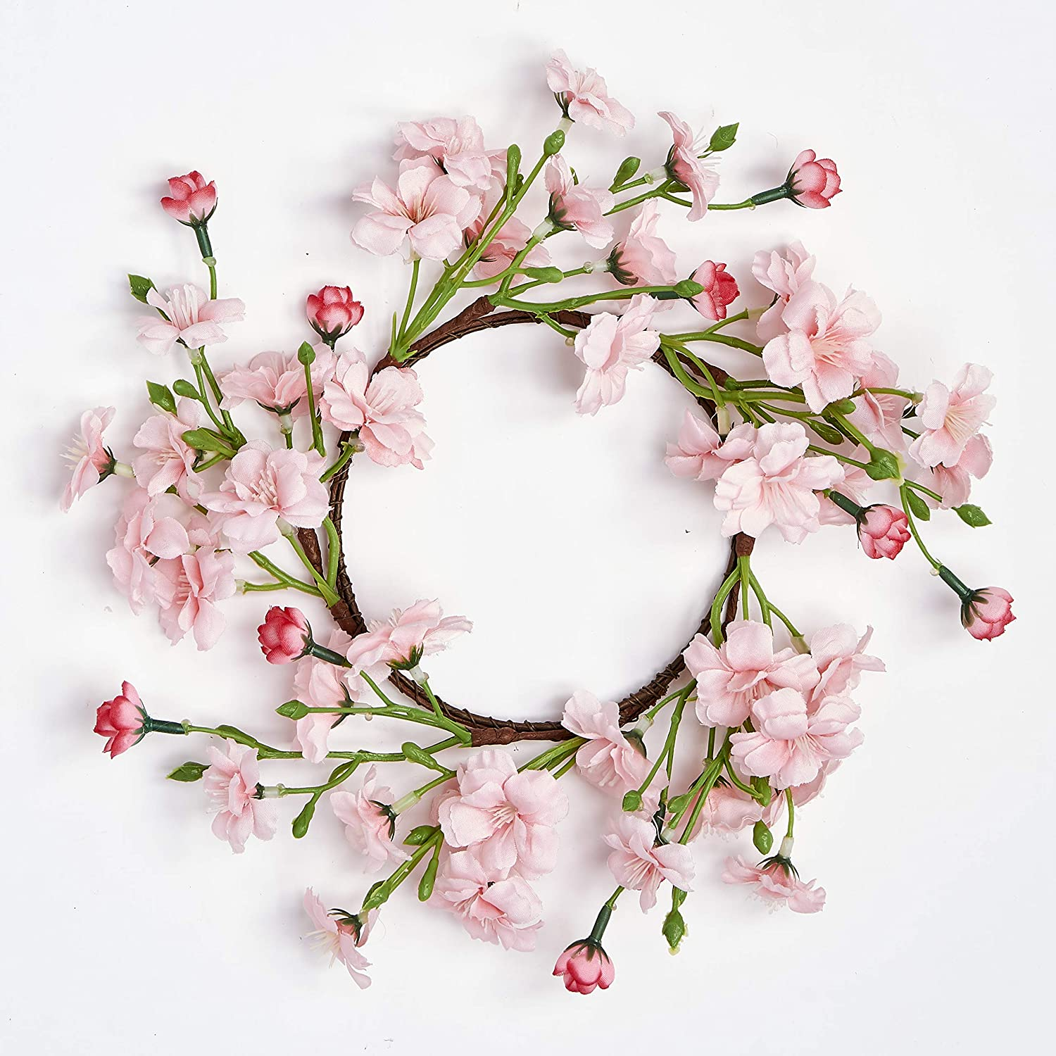 ghdonat.com Set of 2 Candle Ring Worth Imports 5 Inner Diameter ...