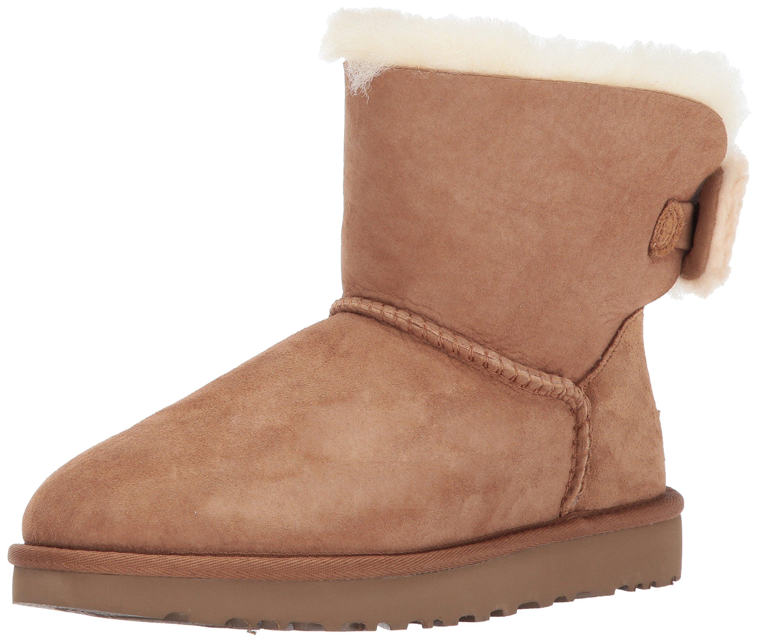 UGG Women's Arielle Winter Boot, Chestnut, 8 M US
