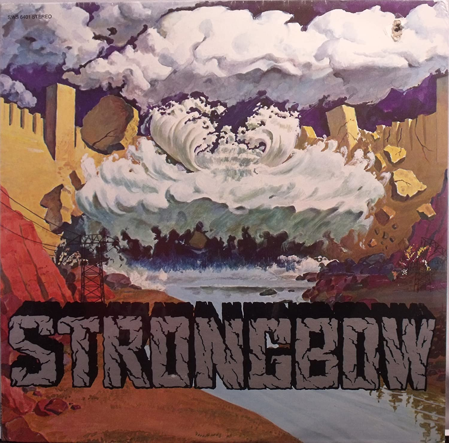60af690af STRONGBOW - strongbow LP - Amazon.com Music