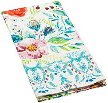 Michel Design Works Cotton Kitchen Dish Towel, Wild Berry Blossom