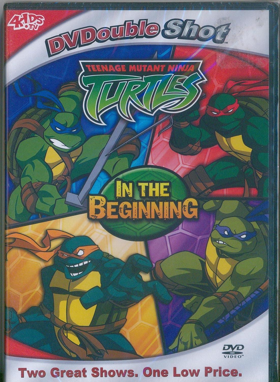 Amazon.com: Teenage Mutant Ninja Turtles ~ In The Beginning ...