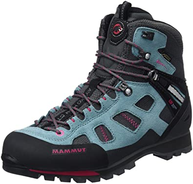 55b314495631 Mammut Ayako High GTX Backpacking Boot - Women s Dark Air Magenta